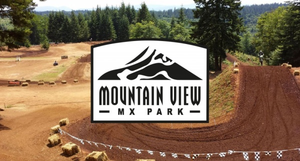 Mountain View MX Park Logo
