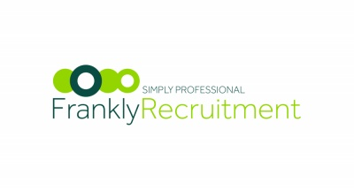 Frankly Recruitment Logo Design