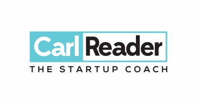 Carl Reader - The Startup Coach Logo Design