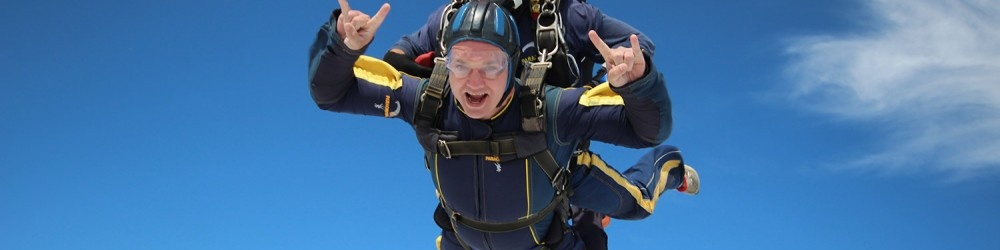 Featured image for My 30th Birthday Skydiving Experience