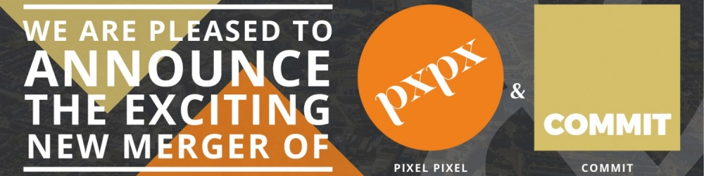 Featured image for COMMIT to merge with Pixel Pixel